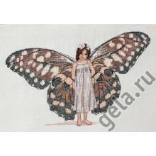 """Набор для вышивания """"Душа бабочки"""""""