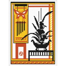 """И-0195 Набор для вышивания """"Музыка ветра"""""""