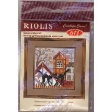 Набор для вышивания Риолис 613